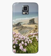 Cornwall - Bedruthan Steps Case/Skin for Samsung Galaxy