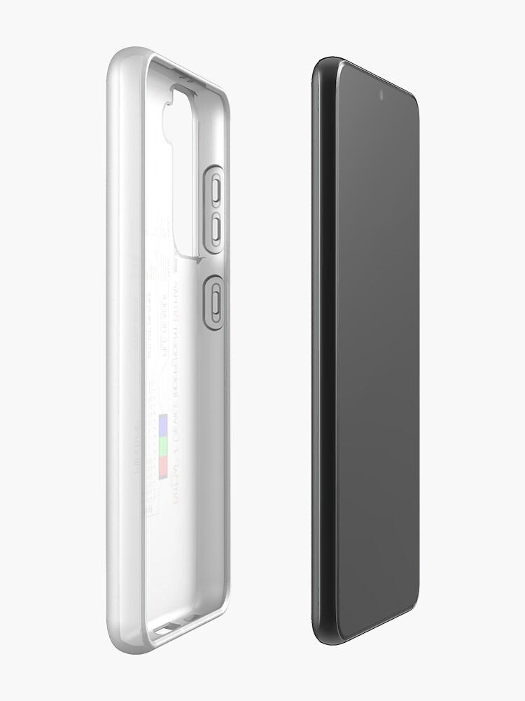 Alternate view of a mini BMP / DIB Case & Skin for Samsung Galaxy