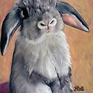 Gus Bunny, aka Goose by Laura Bell