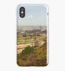 looking over sowerby bridge iPhone Case