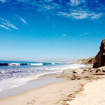 Beach by nonchalant