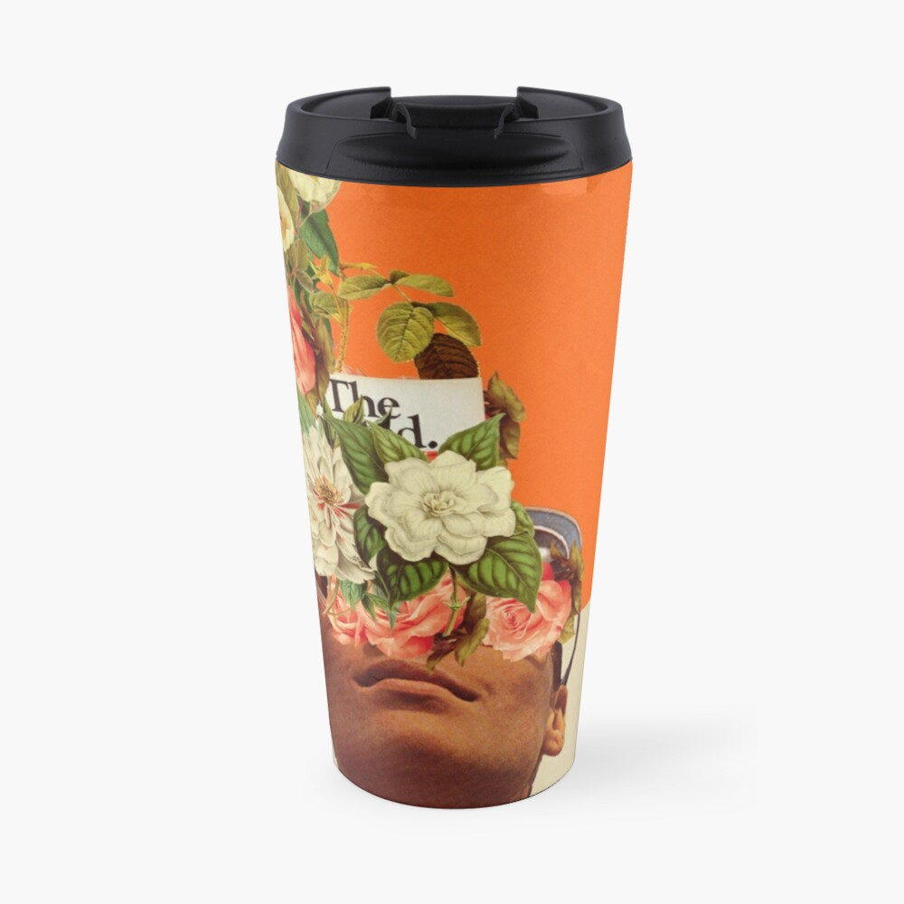 The Unexpected Travel Mug