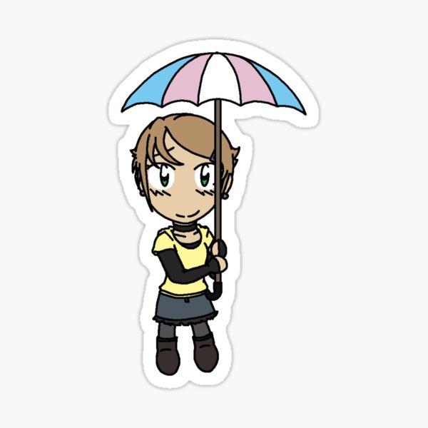 RAIN - Solo Chibi Rain 2 Sticker