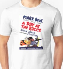 The Marx Brothers - A Day at the Races Unisex T-Shirt