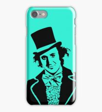 Gene Wilder - Comic Genius iPhone Case/Skin