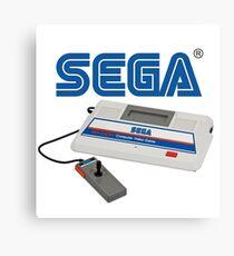 SEGA SG-1000 classic gaming console Canvas Print