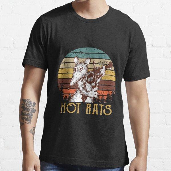 Cadeau Vintage Frank Art Zappa Hot Rats pour hommes femmes T-shirt essentiel