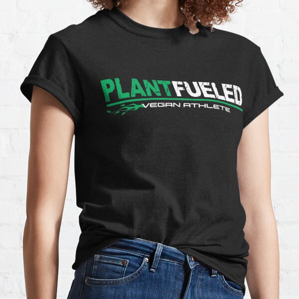 Vegan Athlete  Classic T-Shirt