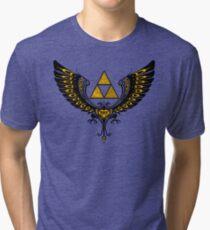 Tri Winged Tri-blend T-Shirt