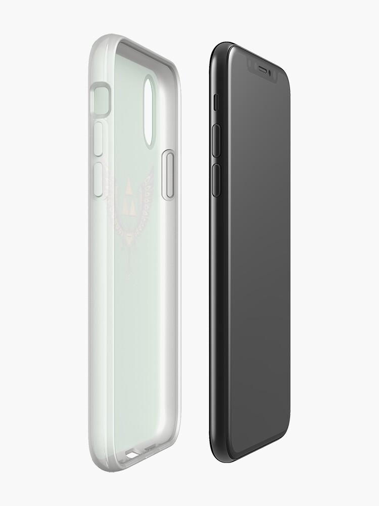 Alternative Ansicht von Tri Winged iPhone-Hüllen & Cover