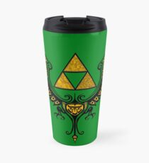 Tri Winged Travel Mug