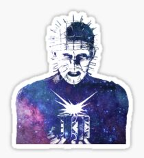 Hellraiser | Pinhead | Doug Bradley | Clive Barker | Galaxy Horror Icons Sticker