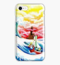 Windwaker  iPhone Case/Skin