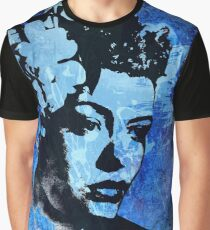 Billie Holiday - Lady Day Graphic T-Shirt