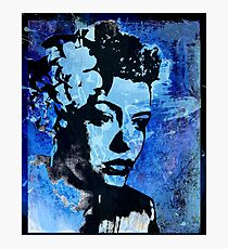 Billie Holiday - Lady Day Photographic Print