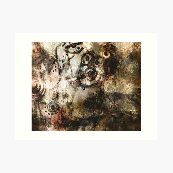 Æþel Mynda - Ancestral Memories... Art Print
