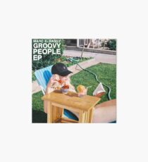 Groovy People Art Board