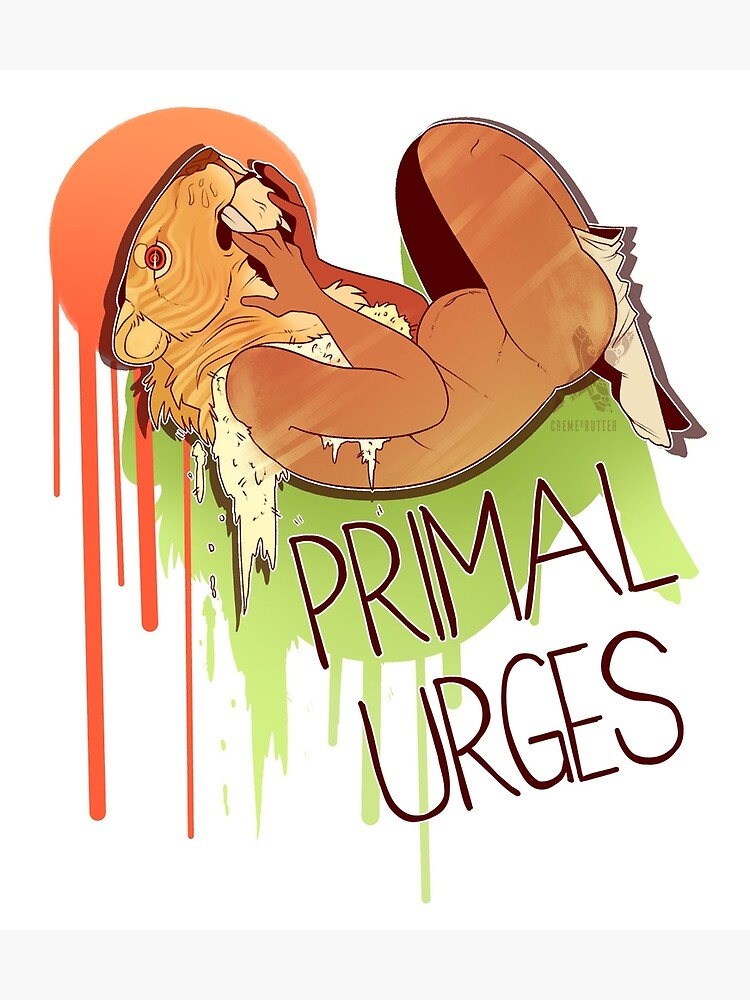 Primal Urges by Cremexbutter