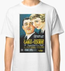 Ezria - It happened one night Classic T-Shirt