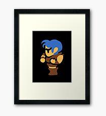 FF Thief Framed Print