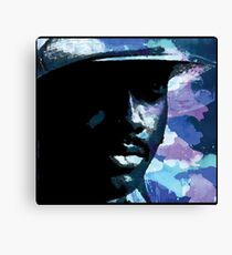 Donny Hathaway - Love, Love, Love Canvas Print