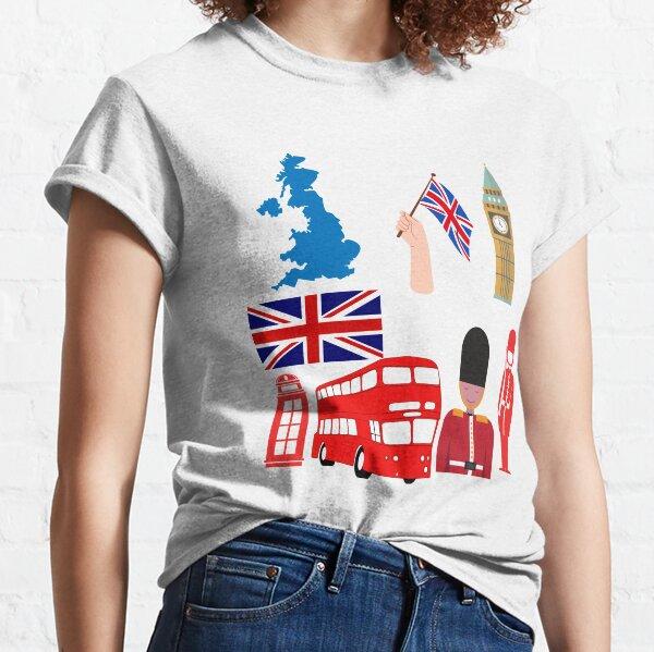 Uk Classic T-Shirt