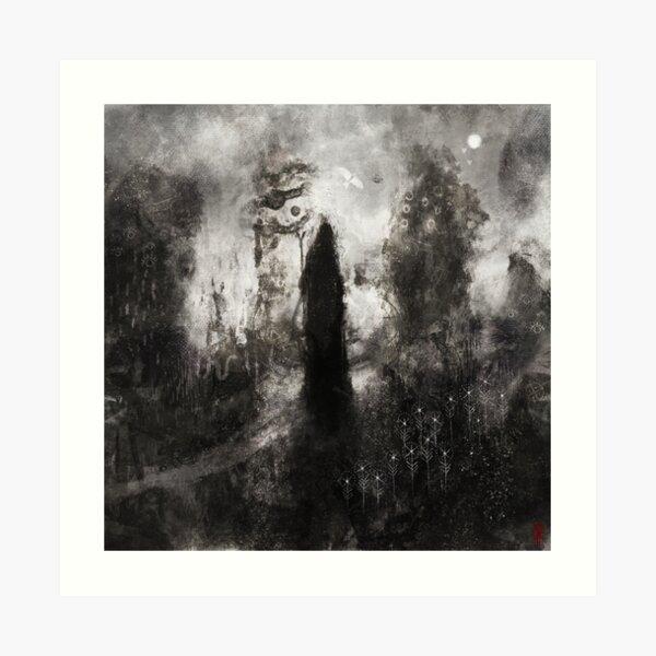 Haligweg - The Sacred Path... Art Print