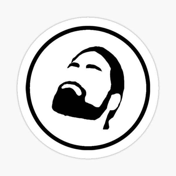 Thomas J Bellezza Logo Sticker