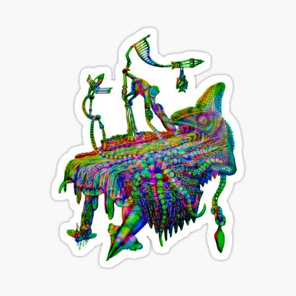 psichodelic Sticker