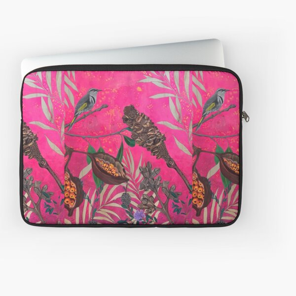 Honey in a hot pink sky Laptop Sleeve