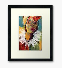 Surely You Jest Framed Print