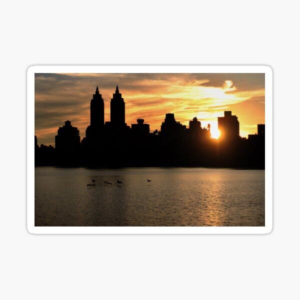 Central Park Sticker