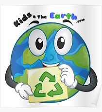 Kids4theEarth.com Poster