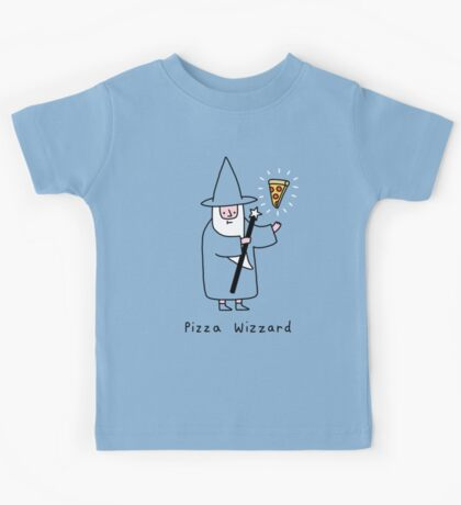Pizza Wizzard Kids Clothes