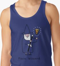 Pizza Wizzard Tank Top