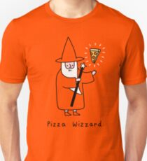 Pizza Wizzard Unisex T-Shirt