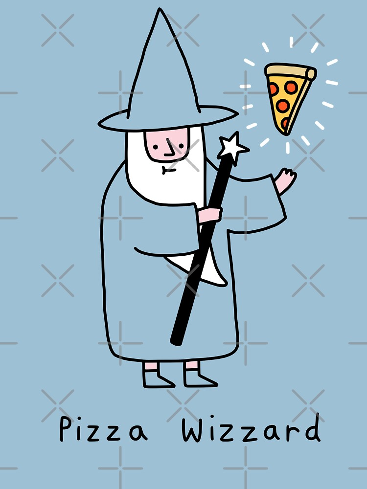 Pizza Wizzard von obinsun