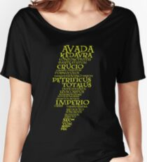 Cursed! Women's Relaxed Fit T-Shirt