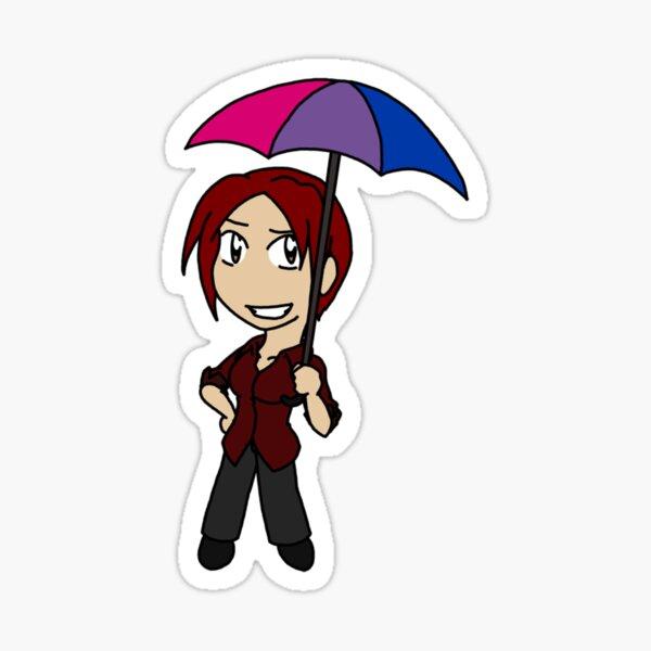 RAIN - Solo Chibi Fara Sticker