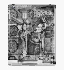 Who Has the Job of Pressing the Next Button. iPad Case/Skin