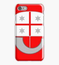 Liguria Flag iPhone Case/Skin