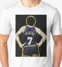 Pete Maravich - The Pistol  T-Shirt