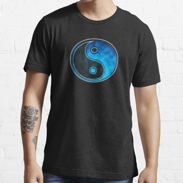 Yin Yang Essential T-Shirt