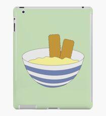 Fish Fingers & Custard iPad Case/Skin