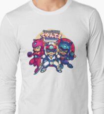 Samurai Pizza Cat Long Sleeve T-Shirt