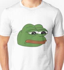 Pepe the Sad Frog Unisex T-Shirt