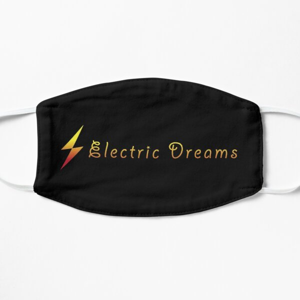 Do Androids Dream Of Electric Sheep Flat Mask