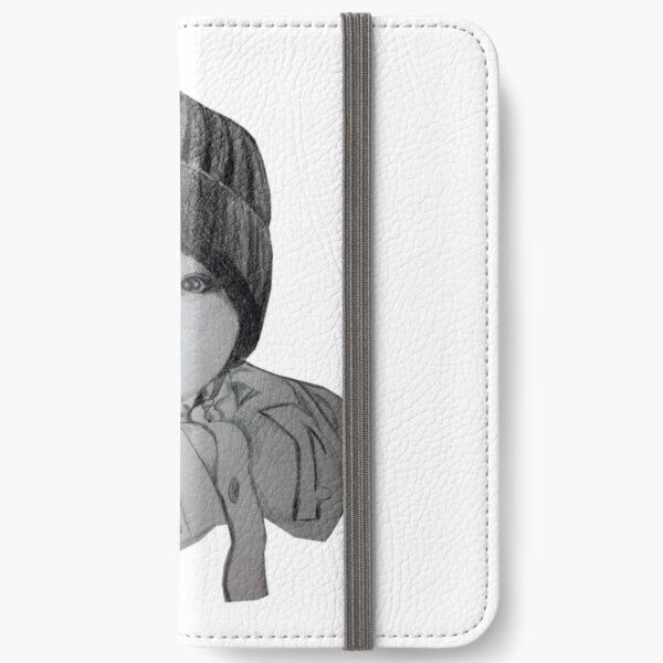 cute boy iPhone Wallet