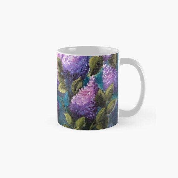 Moonlit Lilacs Classic Mug