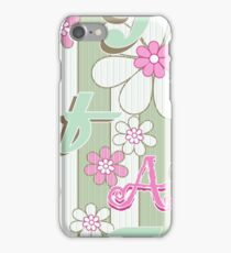 Miracles, ABC. Kids design.  iPhone Case/Skin